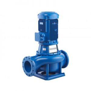 Máy bơm cấp nước tiêu chuẩn Versar VG-Model trục đứng