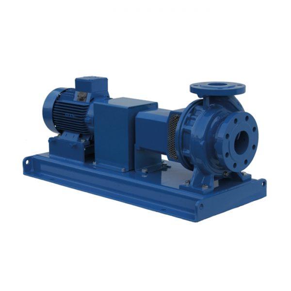 Máy bơm cấp nước tiêu chuẩn Versar VH-MODEL trục ngang rời trục