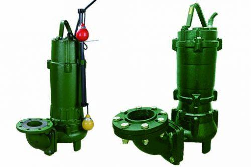 Máy bơm thoát nước, nước thải Versar VCW-Model