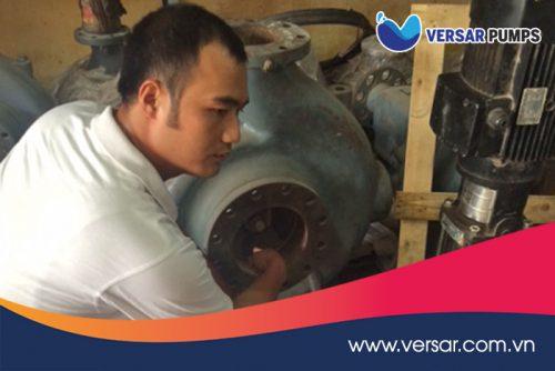 Bảo dưỡng máy bơm định kỳ giúp máy bơm vận hành hiệu quả và ổn định