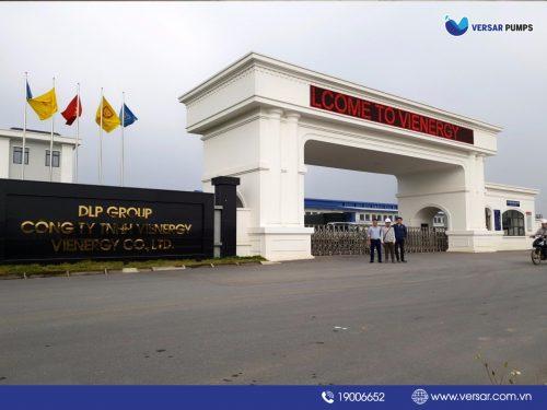Thi công hệ thống chữa cháy tại nhà máy Vienergy KCN Phúc Sơn, Xã Ninh Phúc, Tỉnh Ninh Bình